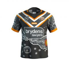 2020 Wests Tigers ADULTS Indigenous Jersey