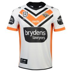 2020 Wests Tigers ADULTS Away Jersey