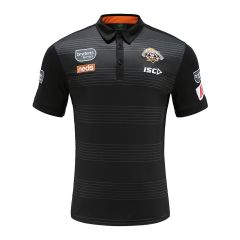 2020 Wests Tigers KIDS Media Polo